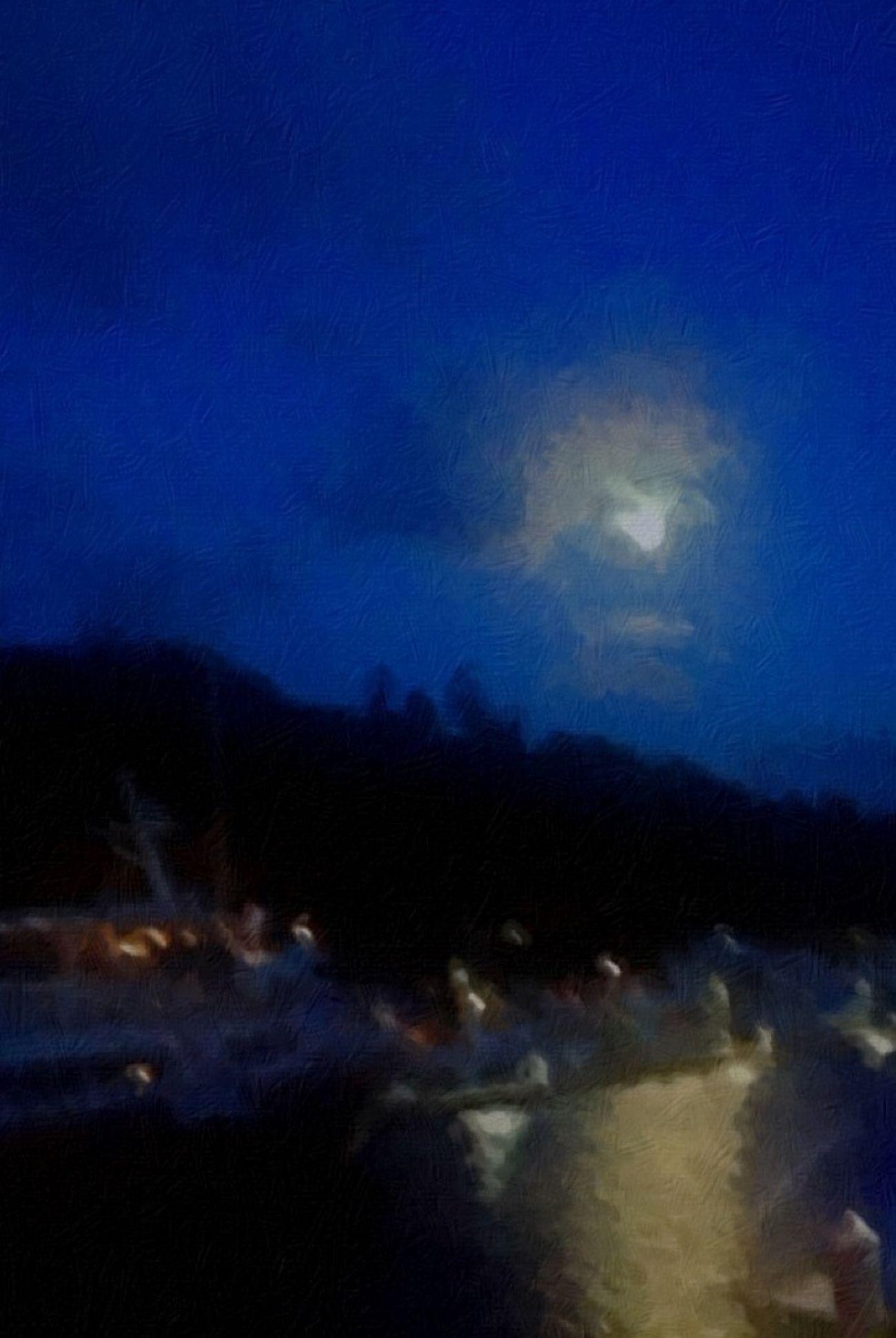 Moonset 7:00 AM