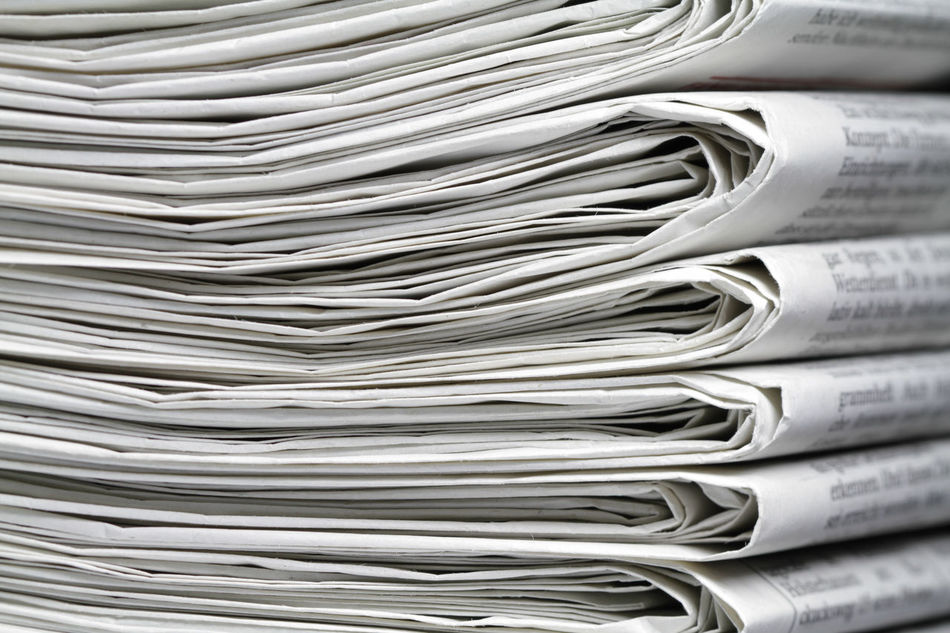 Beautiful stock photos of newspaper, Arrangement, Backgrounds, Close-Up, Communication