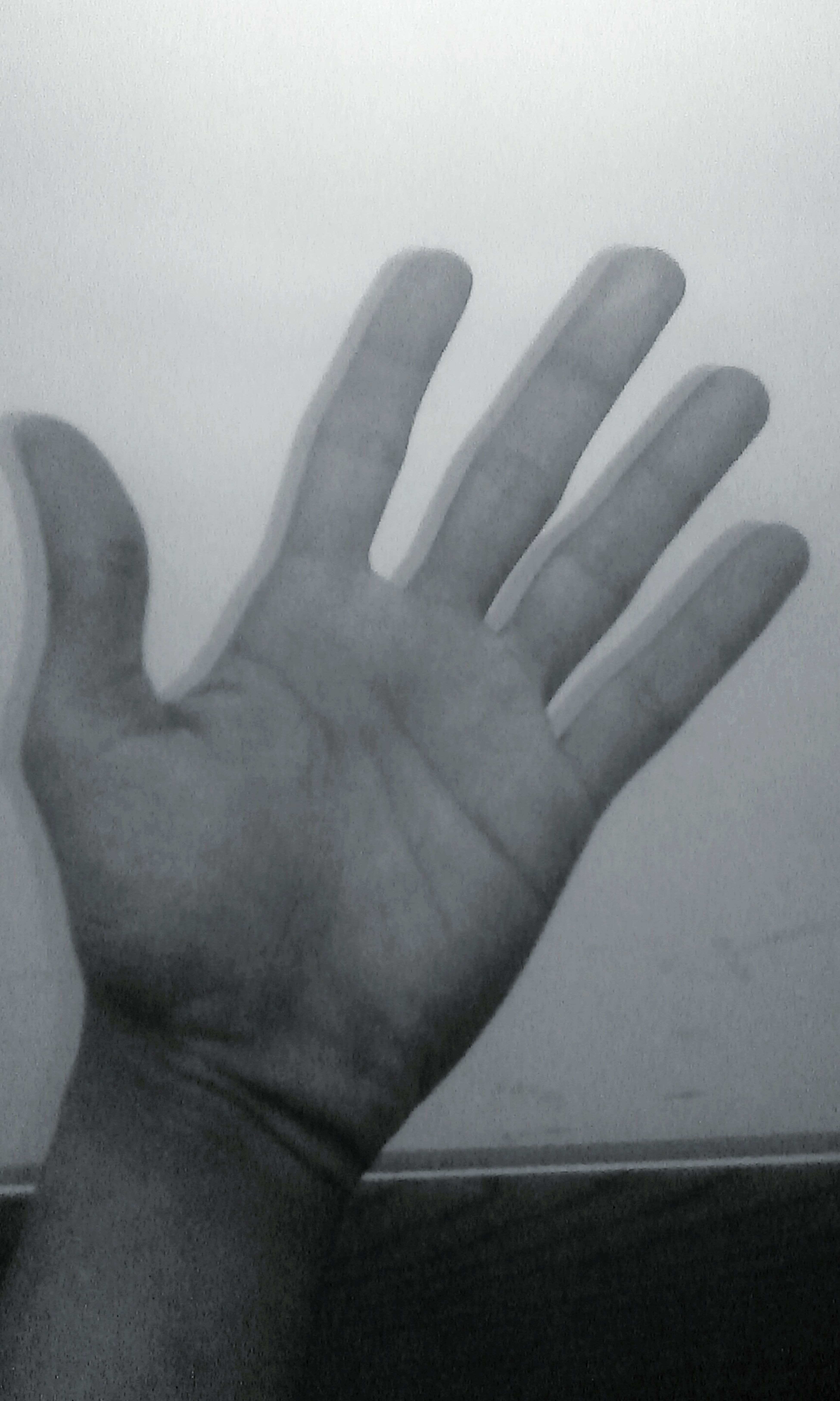 Hand can say many thing