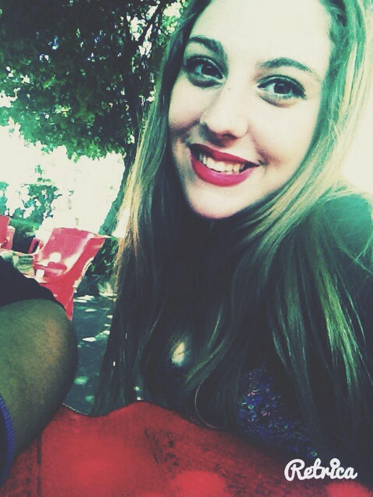 Il sorriso non lo perder mai qualunque cosa ti accada..