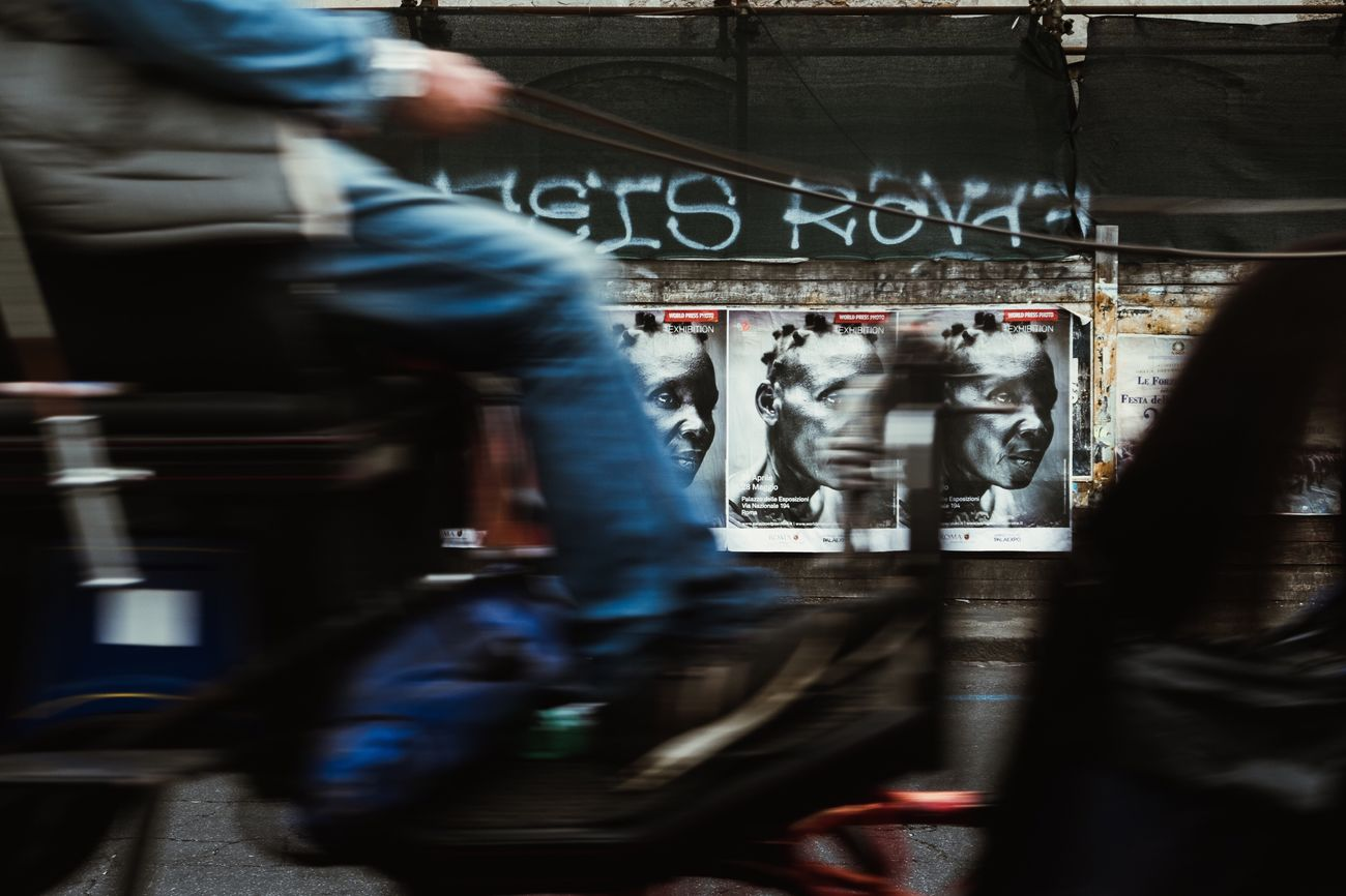 Real People Text For Sale Retail  Store Day Indoors  One Person Men Close-up People City Lights Urbanphotography Travel Destinations The Week On EyeEem The Week Of Eyeem EyeEm Best Shots Streetphotography Street Life Rome Multi Colored Italy EyeEm