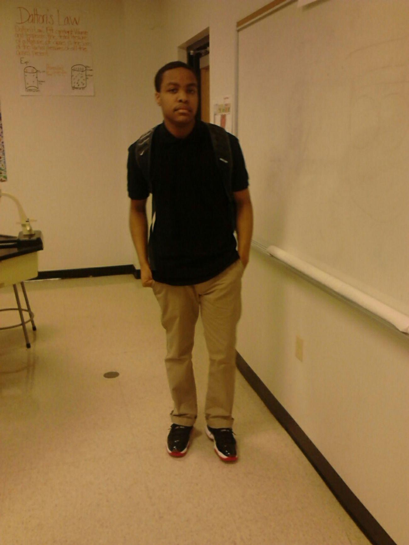I Was Chillin