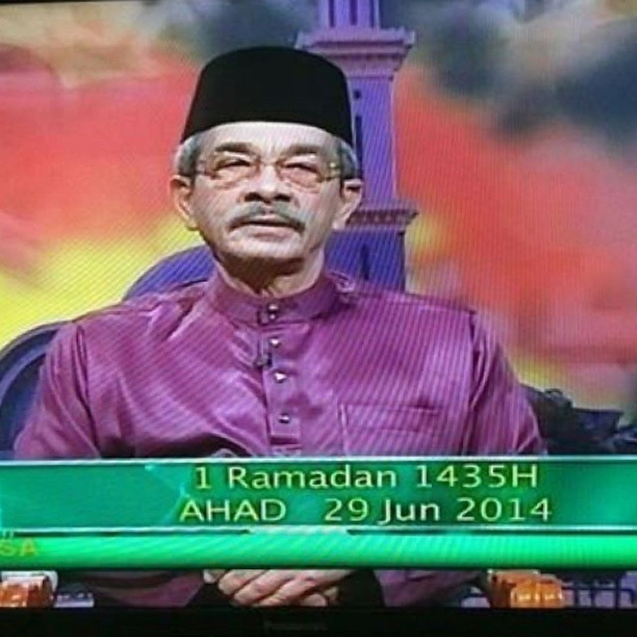 Ramadhan DAH MELAMBAI, Puasa tau, jangan di yang yok kan...