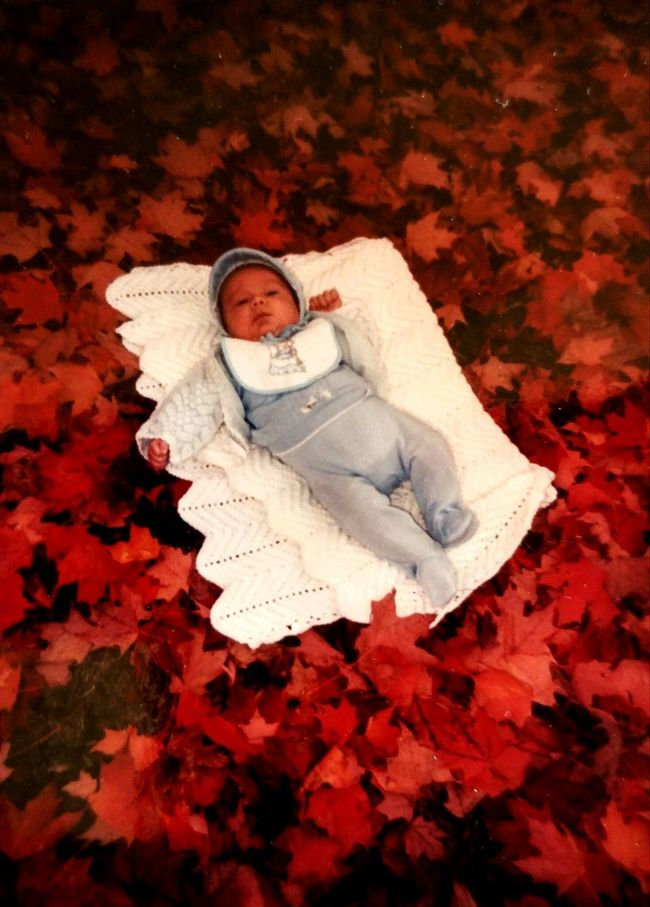 Jacob Letchworth State Park 1991 Autumn First Eyeem Photo