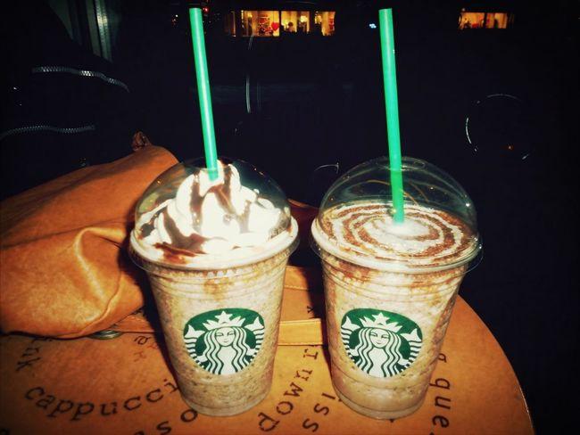 Relaxing Yummy Chocolate Starbucks