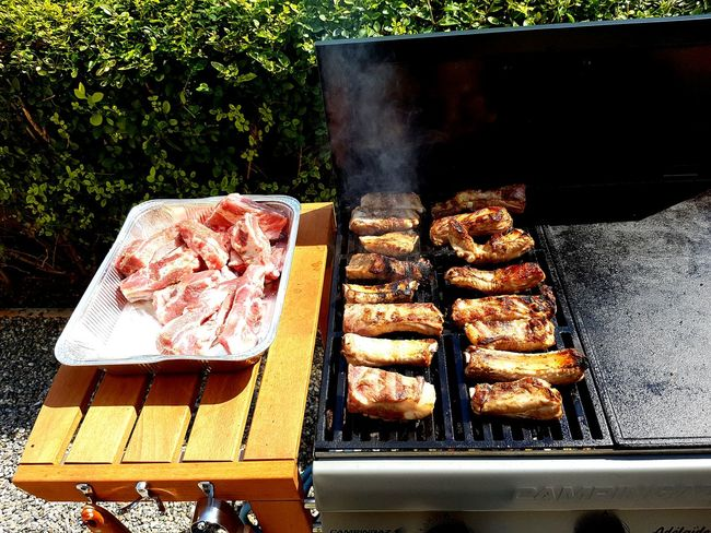 Grigliata Costine Barbecue
