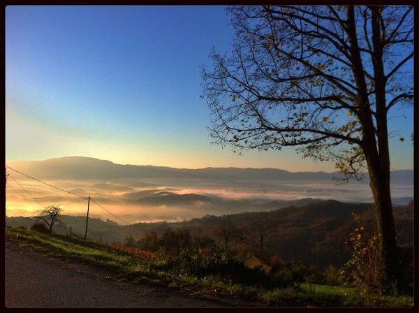 Balcanic morning light Landscape Light Morning