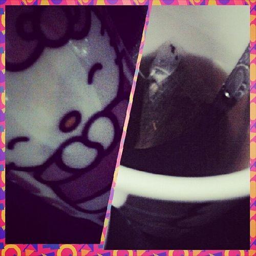 Dahil medyo depress ako, blue fruit tea for me. ♡♡♥ Tea Bluefruit