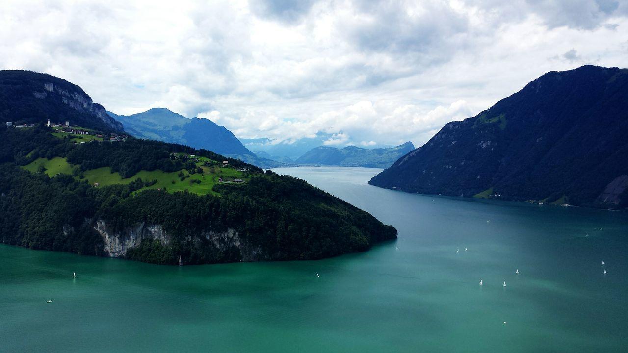 Beautiful stock photos of lake, Adventure, Beauty In Nature, Cloud - Sky, Coastline
