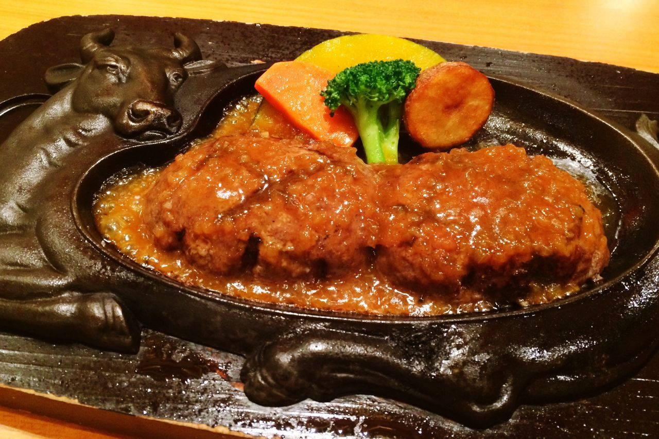 さわやか ハンバーグ 静岡 浜松 Salisbury Steak Shizuoka Shizuoka-ken Hamburg Steak Hamburger Hamburger Steak Food Foodphotography Food Photography