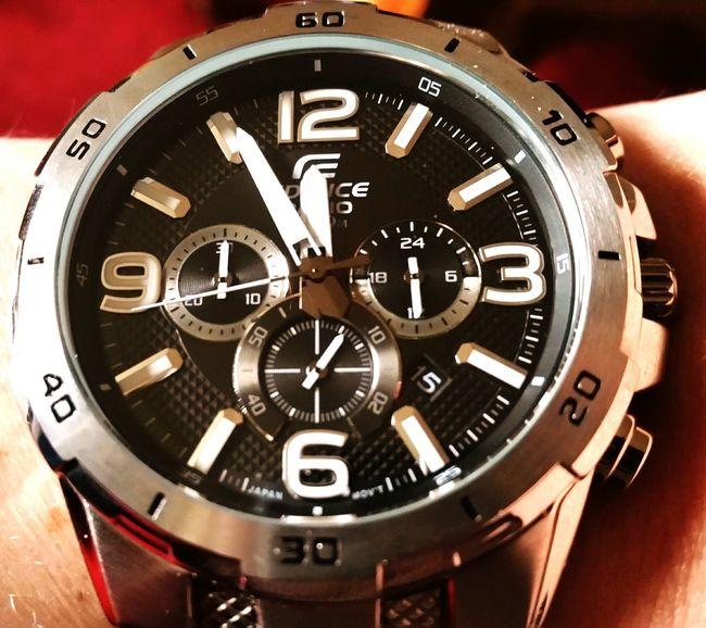 Casio Watch Uhren edifice