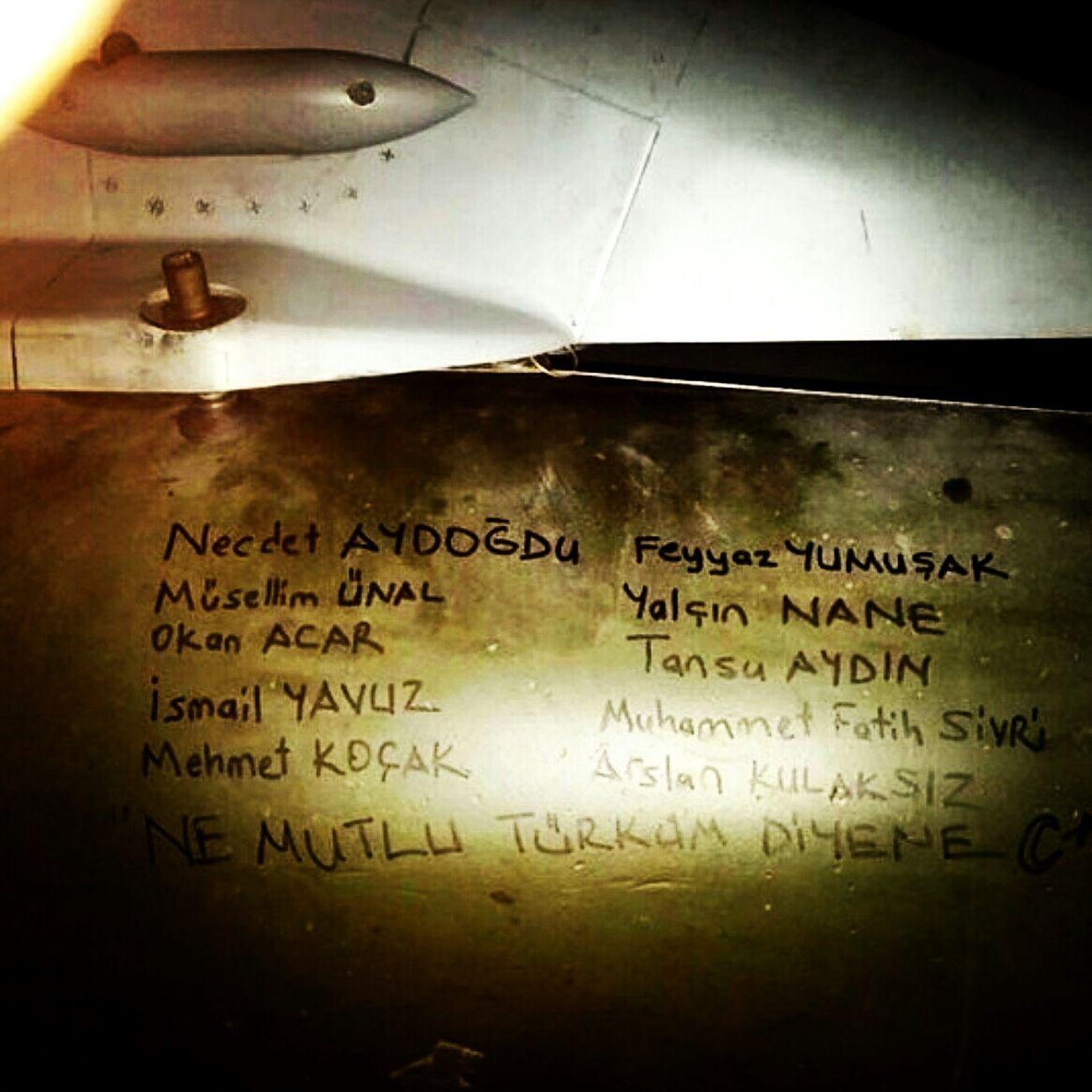 Turkishmilitary F16 Airforce Bomb Türksilahlıkuvvetleri unuturlarmı sandın Gülüm 💪😫