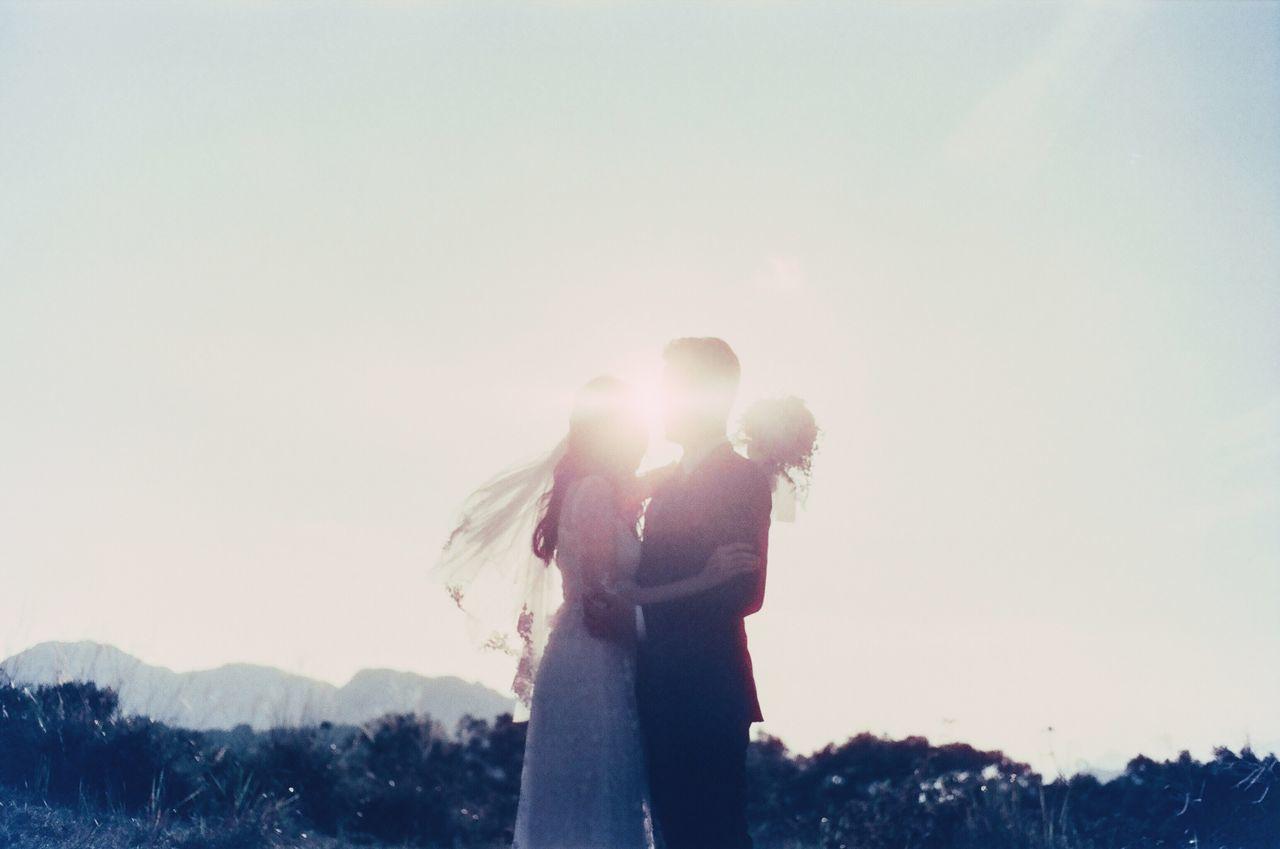 Beautiful stock photos of china, Bonding, Bride, Bridegroom, Brightly Lit