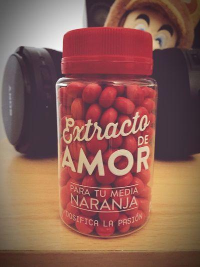 Extracto del amor Pastillas Pastillas Del Amor Pill Of Love Pill Love Love ♥ Lovely Souvenir Tasty Taste Good San Valentine's Day San Valentin San Valentine