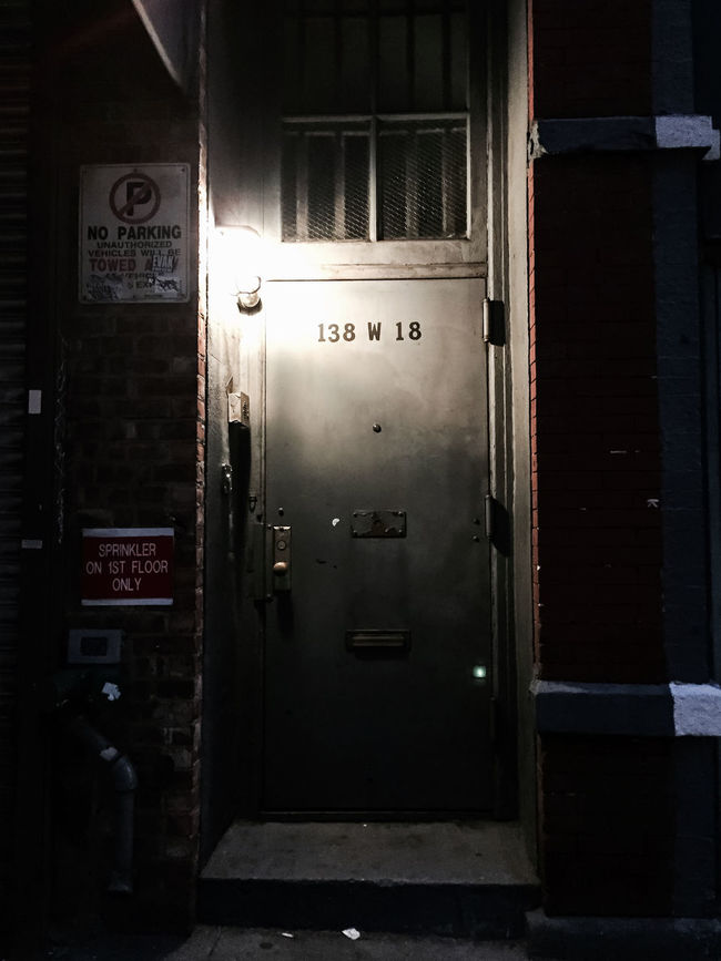 There are things known and there are things unknown, and in between are the doors of perception -Aldous Huxley | Chelsea NYC Winter 2016 Manhattan Timyoungiphoneography