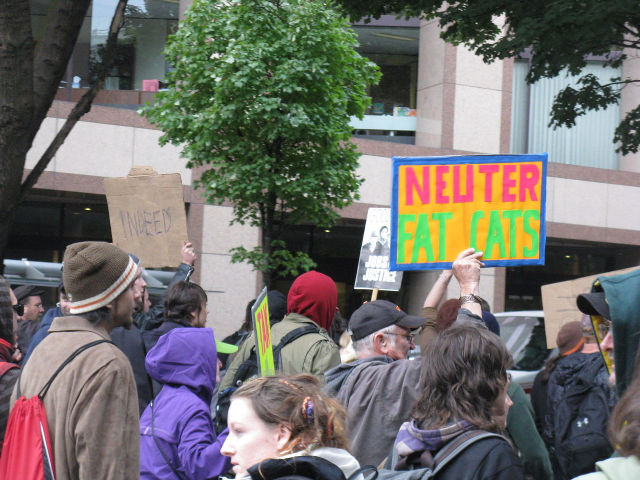 Occupy Portland, September 6, 2011 #OccupyPortland #portland Day Occupy Portland Portrait Protest Protesters Up Close Street Photography