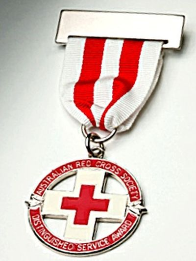 please note; this isn't my medal, & it wasn't awarded to me. DistinguishedServiceAward Medals & Ribbons Distinguished Service Award Medal Medals Awards Medal🏅 Australian Red Cross The Red Cross Redcross RedCrossSociety Redcrossaustralia Medals 🏅 Achievement Red&white Redandwhite Red & White Red And White White&red White & Red Whiteandred White And Red Medals & Ribbons Ribbons Medals&ribbons🏅