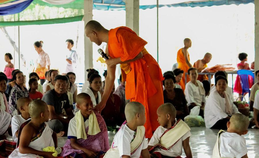 Buddha Budha Temple Budhism Budhist Budhist Temple Day Monk  Monks Novic Novice Novice Monk Novice Monks Novice Photography Novicephotograph Novicephotographer Novices Novices... People Temple Temple - Building Temples Thai Thai Temple Thailand Thailand..