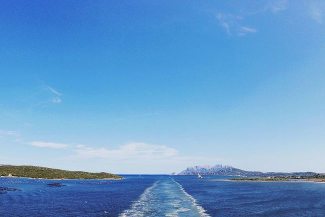 Arriving to Olbia - Vscocam Starting A Trip Enjoying The Sun Seascape