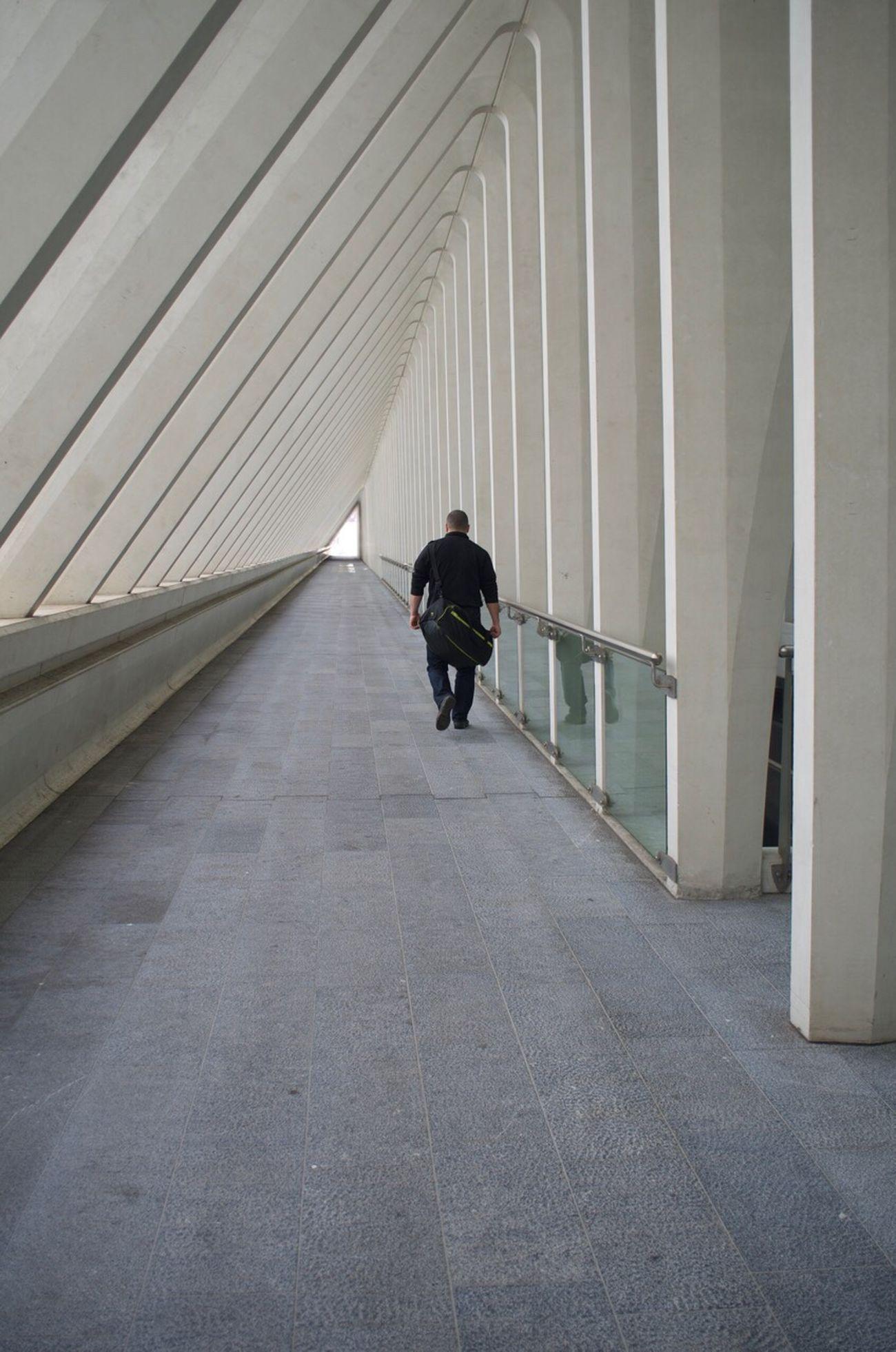 Camminando camminando Gare De Guillemins Liège-guillemins Liège Belgium Pentax Architecture