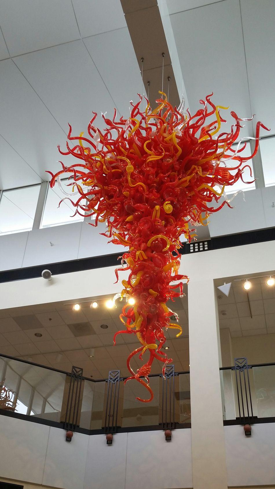 Glass On Fire Glass Art Museum