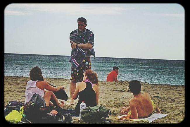 Frangokastello Crete Greece Me Life Is A Beach
