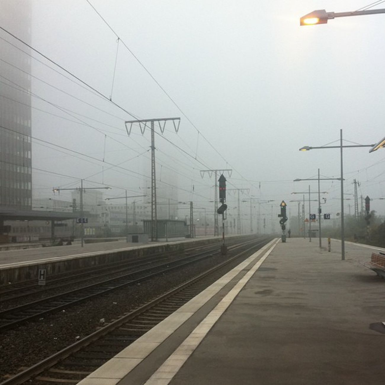 This is London calling ... #Germany #Summer #not Not Summer Germany