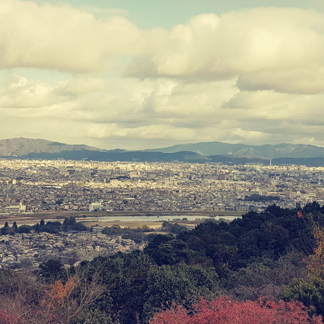 Cityscape City Beauty In Nature Landscape_Collection LoveTravel Popular Photos Mobilephotography Autumn🍁🍁🍁 Travelgram Beautiful Place Naturebeauty EyeEm Best Shots Iwatayama Kyoto,japan Breathetakingview Photooftheday