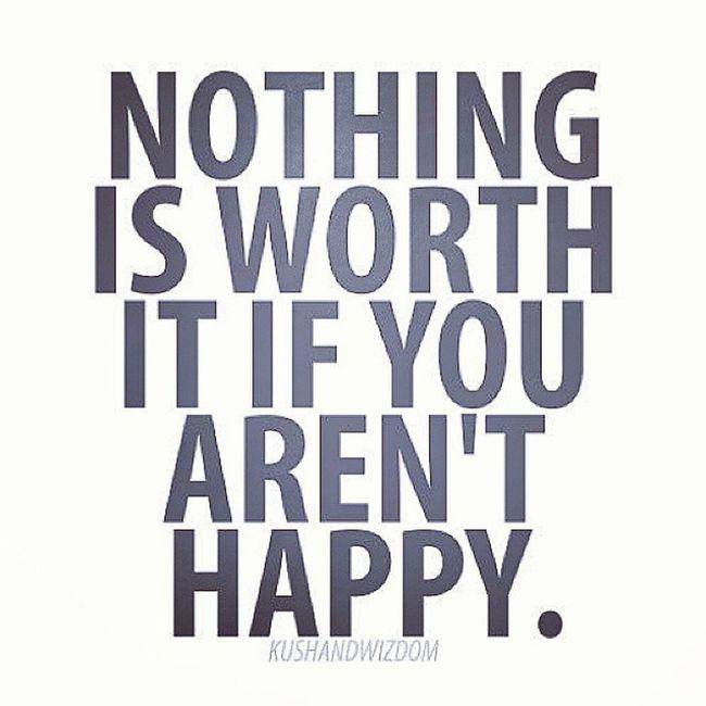 너가 지금 행복하지 않다면 더 나빠질게 없어 일주일 정신차리고 행복하자🙌🙌