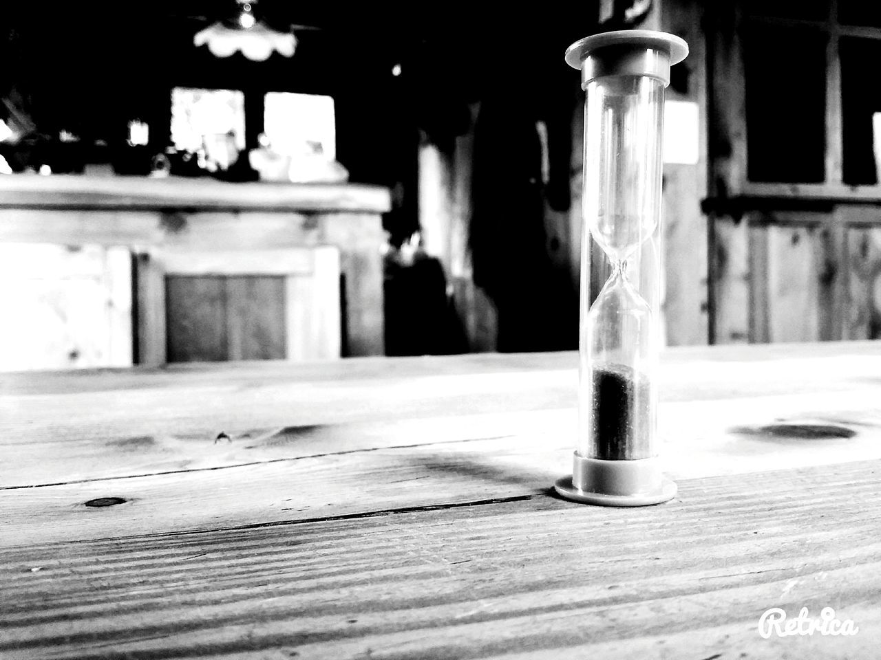 Time Pass  Hourglass Blackandwhite Photography Black & White