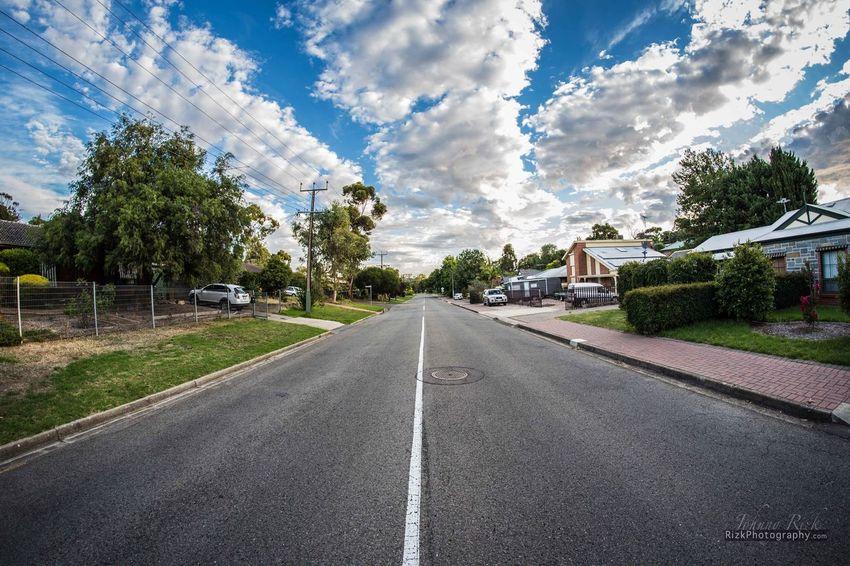 Asphalt Cloud - Sky Country Road Empty Road Road Road Marking Street The Way Forward
