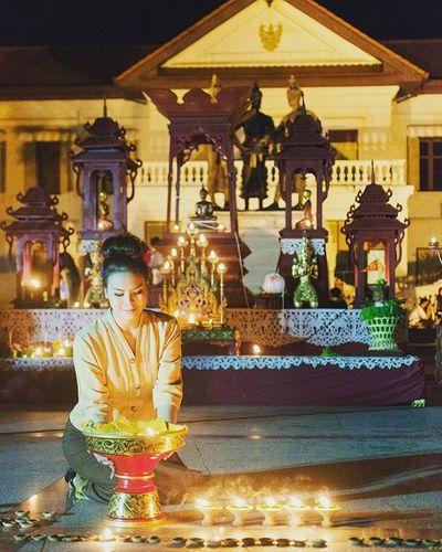 ต๋ามผางปะตี๊ป ล้านนา สาวเหนือ สาวเชียงใหม่ เชียงใหม่ Lanna Culture Chiangmai