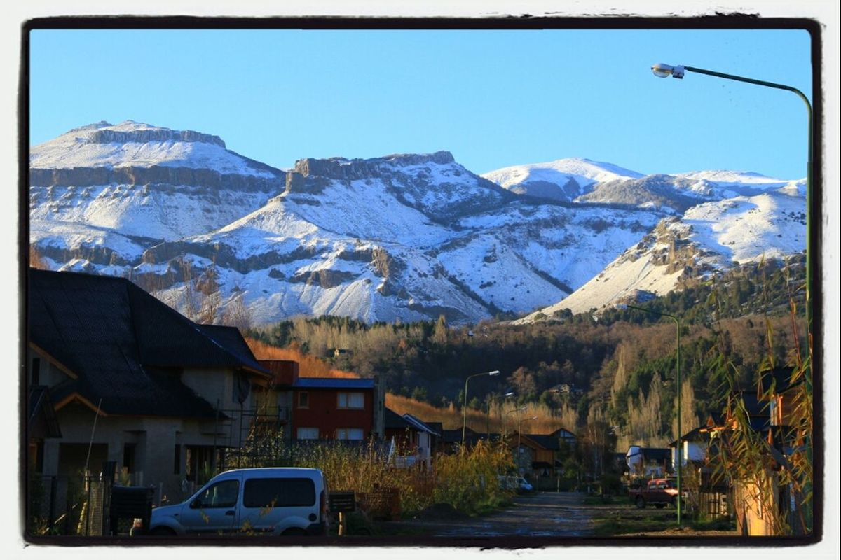 Buen día! Hermoso domingo en #SMAndes vamos que se viene #Nieve2013! Landscape Patagonia Nieve2013