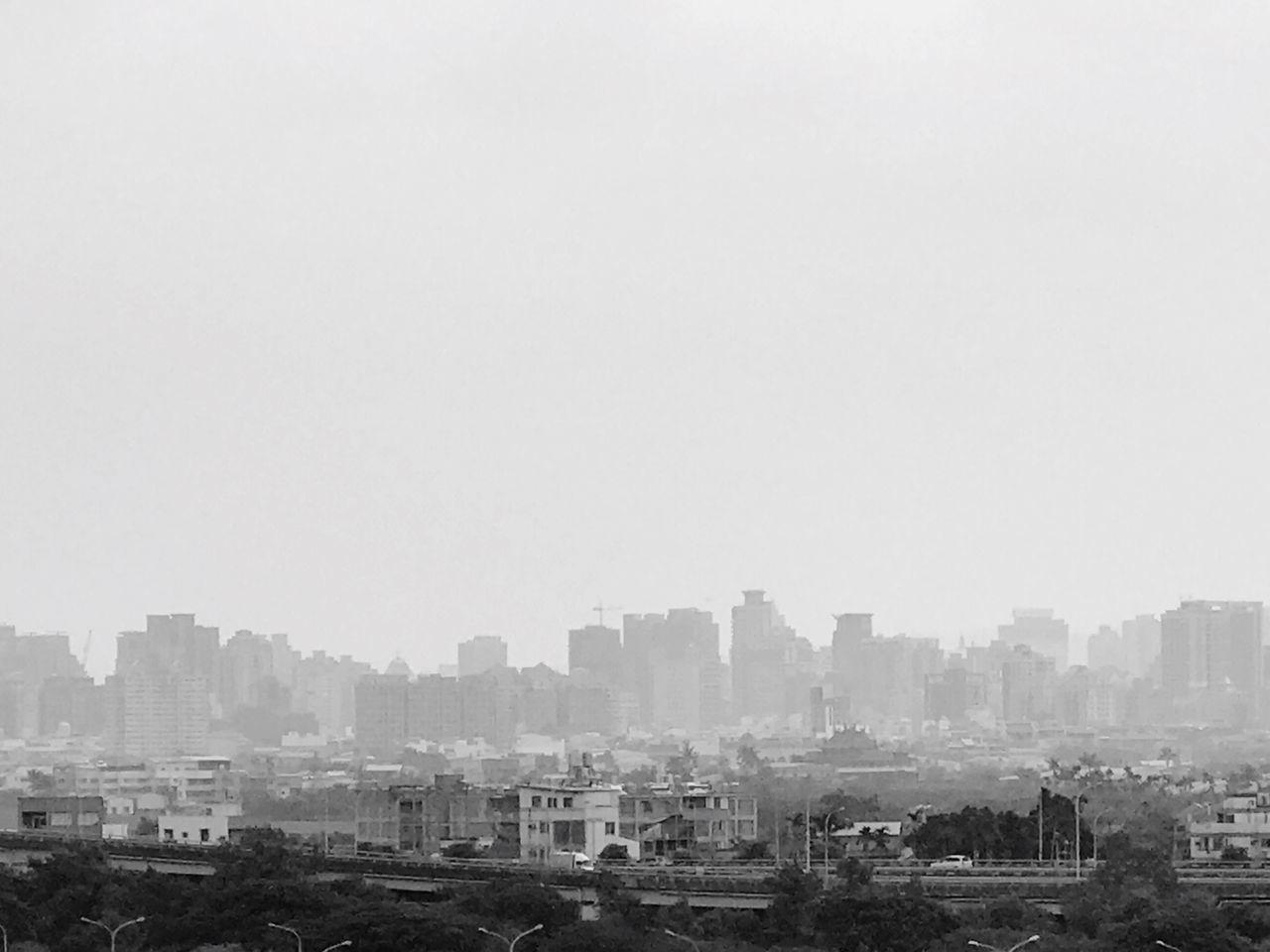Cityscape   View From Above Blackandwhite Urban Skyline Neighborhood Map