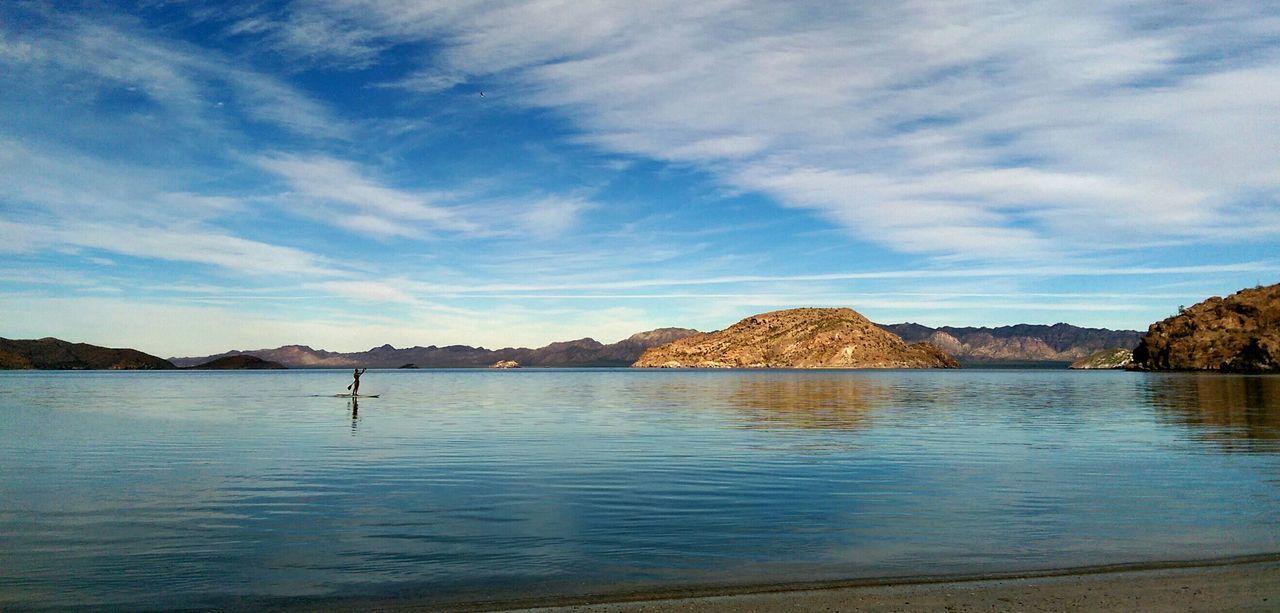 Beautiful stock photos of kojote, Balance, Day, Horizon Over Land, Lake