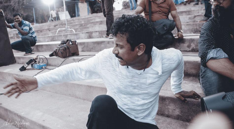 The Making Indianmovies Tamilmovie Samuthirakani Appathemovie India Director Moviestar Actor And Director Ashakrishnaphotography