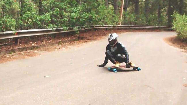 Longboard <3 Downhillskateboarding First Eyeem Photo