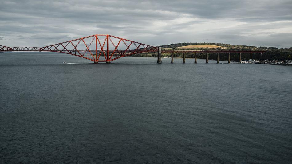 Architecture Bridge Bridge - Man Made Structure Built Structure Connection Engineering Enlightened Suspension Bridge Transportation Water Waterfront