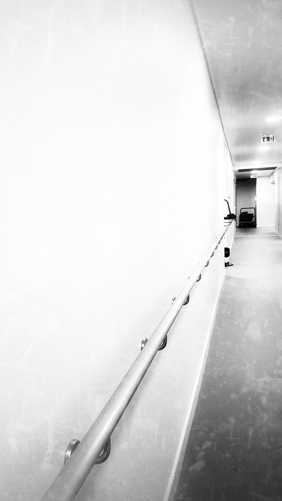 Working Indoors  Hospitals Bnw_life Tranquility No People Bnw Photography