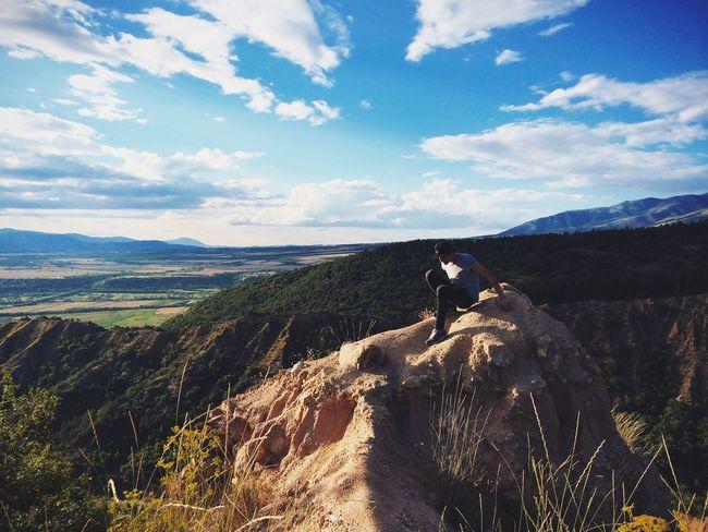 Bulgaria Rocks Balkan ManolValtchanov Mountains Countryside View Canyon Rila Climbing