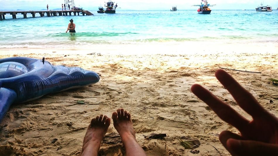 My kind of weekend. Morning peeps. Islandlife Islandgirl Islanders Perhentian Island
