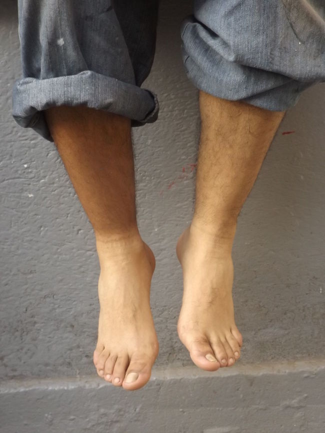 Two Is Better Than One First Eyeem Photo Piesdescalzos Pies Dos  Feet