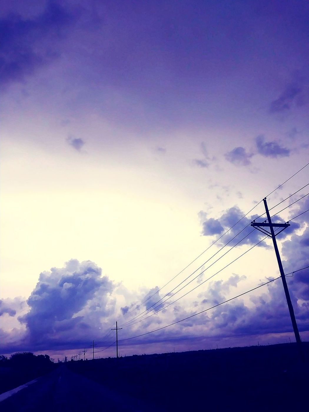 Technology Cloud - Sky Antenna - Aerial No People Silhouette Bird Low Angle View Cable Sky Outdoors Sunset Day Nature Telephone Line Nature God's Beauty Power Line  Landscape Electricity  Amarillos♥ God Is Good