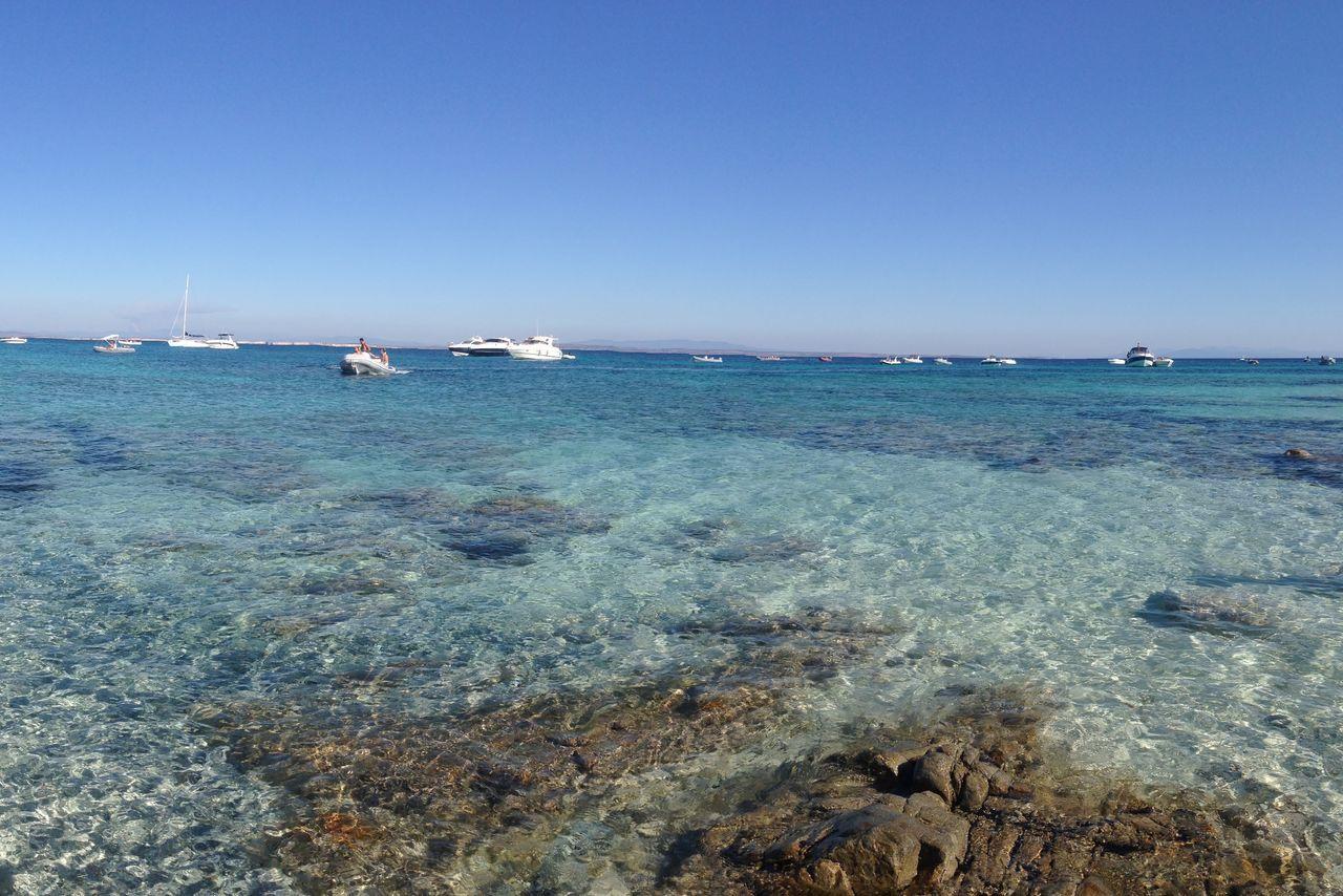 Sea Nature Water Beach Sardinia