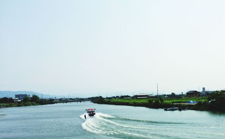IPhoneography Summer 徳島県 旧吉野川で