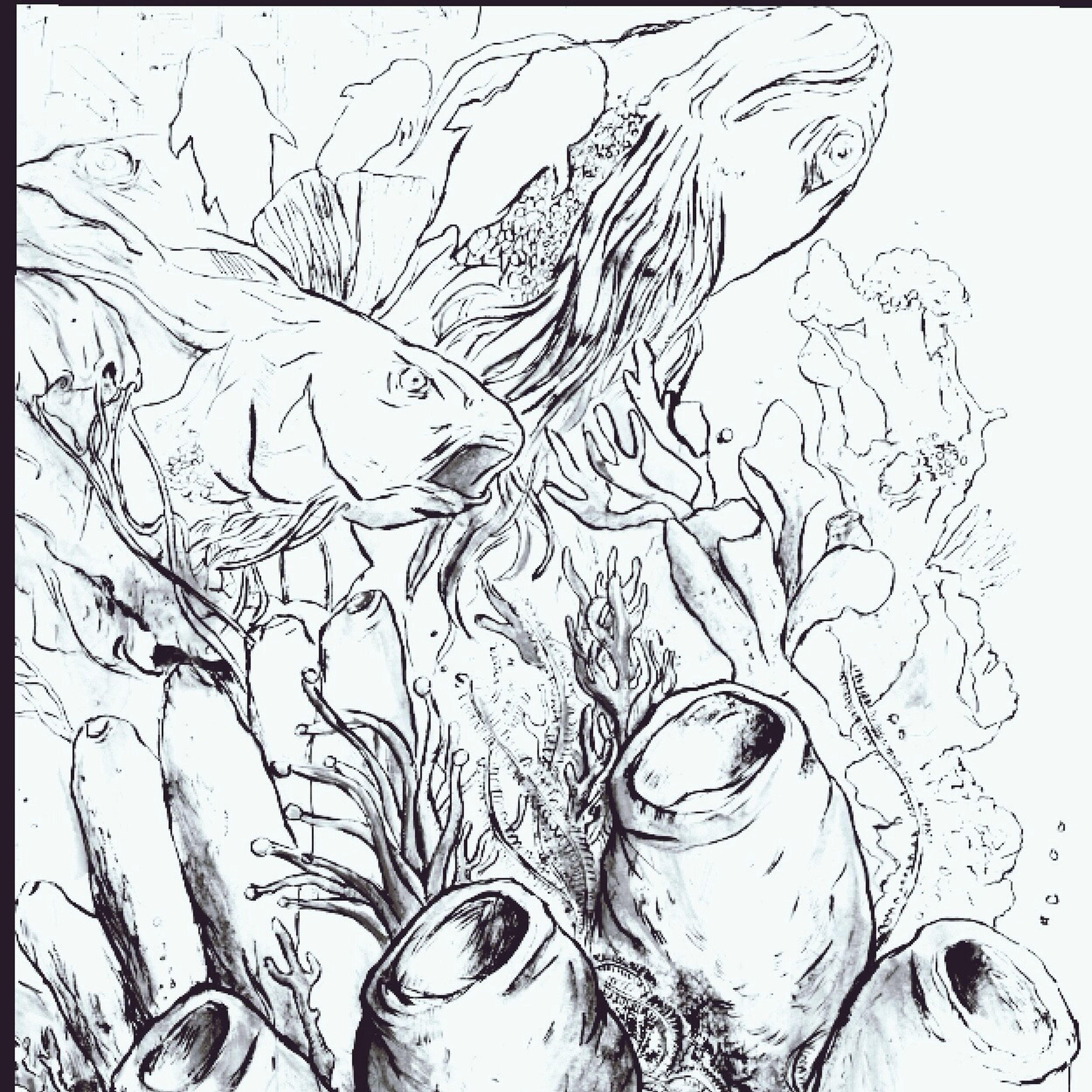 Art :ink] Illustration Drawing Yaderfonseca