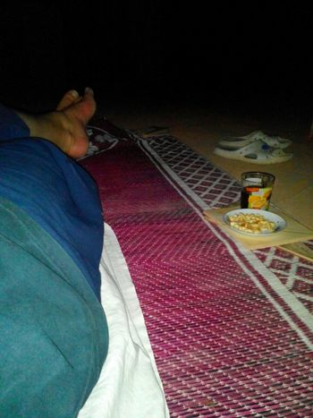 Relaxing Tea Night That's Me Village Life Desert Life Up On The Roof In My House Evening EyeEm Night Shots