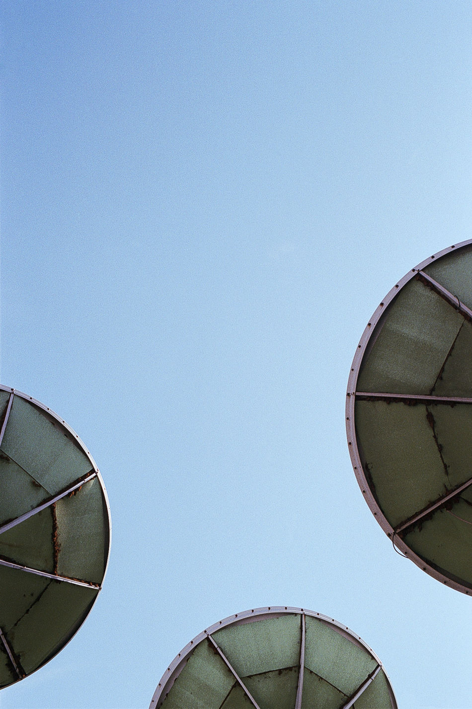 Beautiful stock photos of future, Antenna - Aerial, Blue, Clear Sky, Communication
