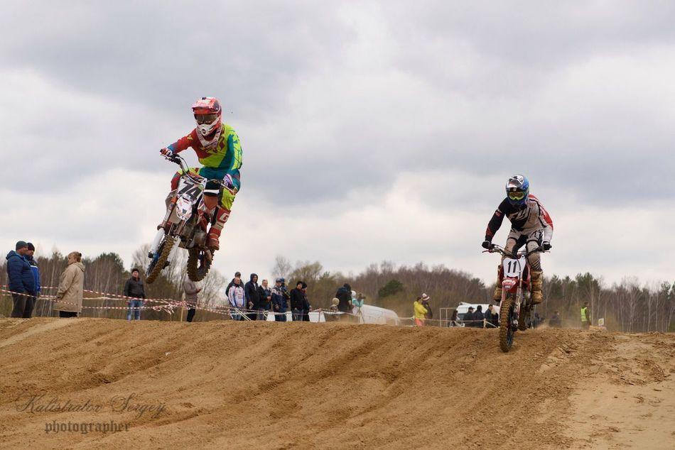Motorcycle Motocross Bike Rider Race