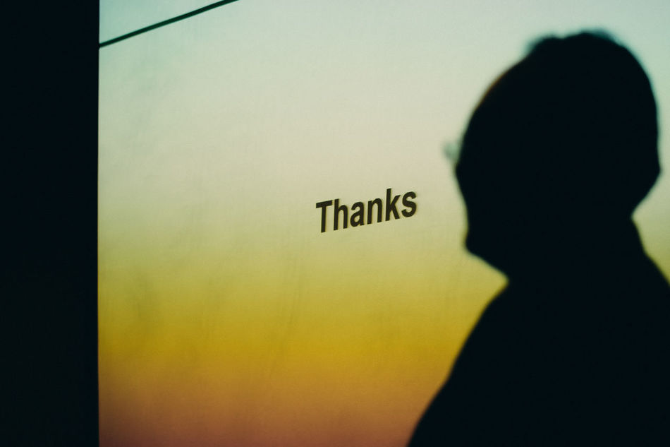 Beautiful stock photos of thank you, Communication, Indoors, Men, One Person